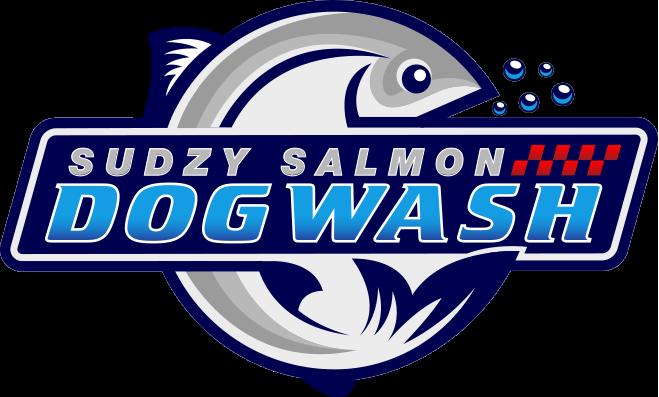logo_SudzySalmon_DogWash